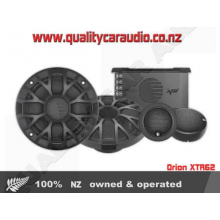 Orion XTR62 6.5 inch 120W COMPONENT SPEAKER - Easy LayBy