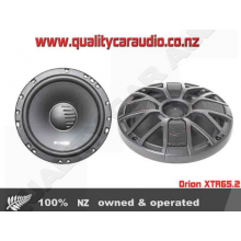 Orion XTR65.2 6.5 inch 60W RMS 2 WAY SPEAKER - Easy LayBy