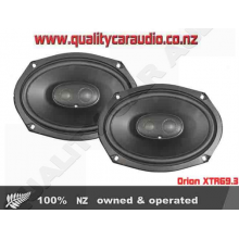 Orion XTR69.3 6X9 inch 95W RMS 3 WAY SPEAKER - Easy LayBy