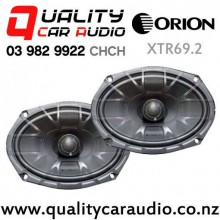 "Orion XTR69.2 6x9"" 400W (85W RMS) 2 Way Car Speakers (pair) with Easy Finance"
