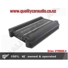 Orion XTR800.4 4 CH 4 X 130 W AMP- Easy LayBy