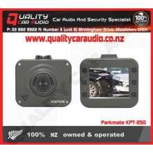 "Parkmate KPT-250 2"" In-Car Digital Video Recorder - Easy LayBy"