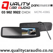 "Parkmate MCPK-43BG 4.3"" Rear View Mirror Monitor with Easy Finance"