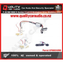 Parrot 67660X290 3G Interface Leads - Easy LayBy
