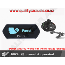 Parrot MKI9100 PARROT BLUETOOTH KIT WIRED WITH SCREEN
