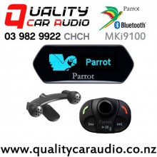 Parrot MKi9100 Bluetooth Kit Wired with Screen and Audio Streaming with Easy Finance