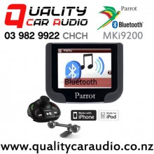 Parrot mki9200 22031 220x220g parrot mki9200 bluetooth kit wired with color screen and audio streaming with easy finance greentooth Image collections