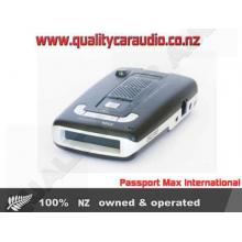 Passport Max International radar detector - Easy LayBy