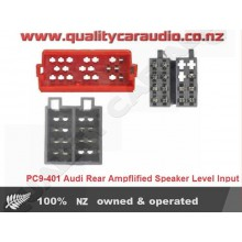 PC9-401 Audi Rear Ampflified Speaker Level Input with Easy Layby