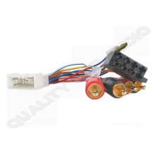 """PC9-406 Toyota Amplified to RCA 14 Pin Adaptor -""""EASY LayBy"""""""