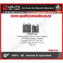 PC99-X44 Peugeot / Citreon 2002 on Audio Control Adpt ISO - Easy LayBy