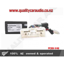 PC99-X46 Mazda 3, 6, RX8  Audio Control Adaptor - Easy LayBy