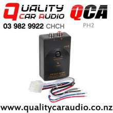 QCA PH2 2 Channel Speaker Level High to Low Converter with Easy Finance