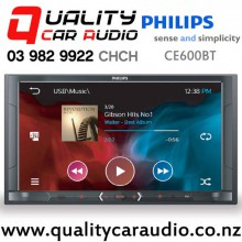 Philips CE600BT Bluetooth USB iPod NZ Tuners 3x Pre Outs Car Stereo with Easy Finance