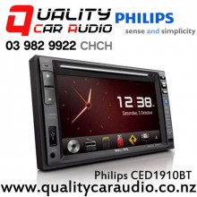 Philips CED1910BT Navigation (Map Include) Bluetooth 50W x 4 DVD CD USB AUX IPOD Head Unit