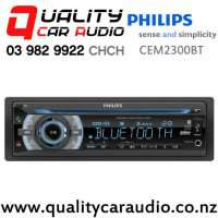 Philips CEM2300BT Bluetooth USB AUX CD NZ Tuner 1x Pre Out Car Stereo with Easy Finance