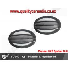 Pioneer 6X9 Speakers Grill Pair - Easy LayBy