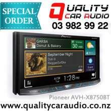 "Pioneer AVH-X8750BT 7"" DVD BT USB AUX Unit - Easy LayBy"