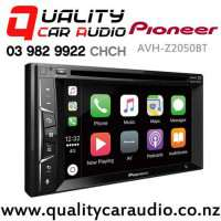 Pioneer AVH-Z2050BT Bluetooth Apple CarPlay Smartphone Support USB DVD 3x Pre Out Car Multimedia Player with Easy Finance