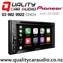 Pioneer AVH-Z2150BT Bluetooth Apple CarPlay DVD USB AUX NZ Tuner 3x Pre Out Car Stereo with Easy Payments