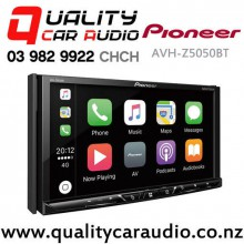 "Pioneer AVH-Z5050BT 7"" Bluetooth Apple CarPlay Android Auto USB 3x Pre Outs Car Multimedia Player with Easy Finance"