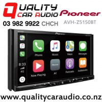 """Pioneer AVH-Z5150BT 7"""" Bluetooth Apple CarPlay Android Auto CD USB AUX NZ Tuner 3x Pre Out Car Stereo with Easy Payments"""