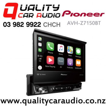 Pioneer AVH-Z7150BT Apple CarPlay Android Auto Bluetooth USB DVD NZ Tuner  Car Stereo with Easy Payments
