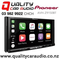 """Pioneer AVH-Z9150BT Wireless Apple CarPlay Android Auto 7"""" Dual Bluetooh DVD NZ Tuners Car Stereo with Easy Finance"""