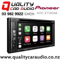 Pioneer AVIC-Z710DAB Apple CarPlay (Wireless) Android Auto Navigation Bluetooth USB DVD NZ Tuner Car Stereo with Easy Finance