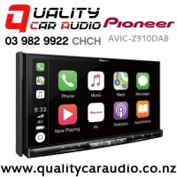 Pioneer AVIC-Z910DAB Apple CarPlay (Wireless) Android Auto Navigation Bluetooth USB DVD NZ Tuner Car Stereo with Easy Finance