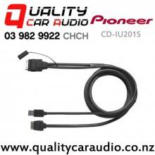 Pioneer CD-IU201S USB Interface Cable For iPod/iPhone