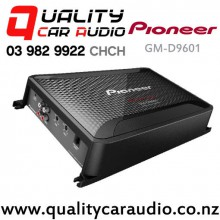 Pioneer GM-D9601 2400W 1 Channel Mono Class D Car Amplifier (incl Bass Boost Remote) with Easy Finance