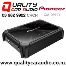 Pioneer GM-D9701 2400W Mono Channel Class D Compact Car Amplifier with Easy Payments
