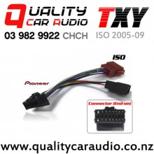Pioneer to ISO Wiring Adapter for year 2005 - 2009