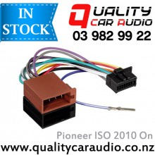 Pioneer to ISO Wire Harness 2010 ON