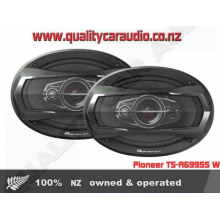 "Pioneer TS-A6995S 6x9"" 5 Way 600W Speaker Pair - Easy LayBy"