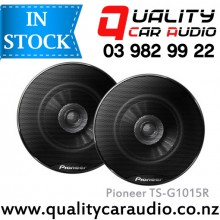 "Pioneer TS-G1015R 4"" (10cm) 190W 2 Ways Coaxial Car Speakers (Pair) with Easy Layby"
