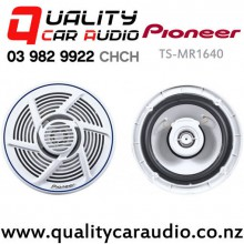 "Pioneer TS-MR1640 6"" 100W (16cm) 2 Ways Coaxial Marine Speakers (Pair) with Easy Finance"