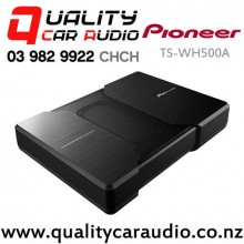 """Pioneer TS-WH500A 8"""" 150W (50W RMS) HVT Sealed Active Car Subwoofer with Easy Layby"""