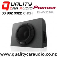 """Pioneer TS-WX1210A 12"""" 1300W (350W RMS) Active Car Subwoofer with Easy Finance"""