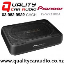 Pioneer TS-WX130DA 160W Car Under Seat Active Subwoofer Incl Wiring kits & Digital Bass Remote with Easy Finance