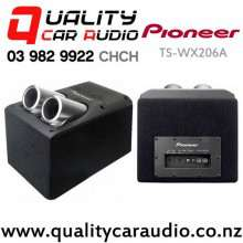 """Pioneer TS-WX206A 8"""" 150W Bandpass Amplified Car Subwoofer with Easy Layby"""