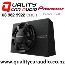 """Pioneer TS-WX306B 12"""" 1300W (350W RMS) Enclosed Car Subwoofer with Easy Finance"""