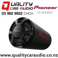 Pioneer TS-WX306T 1300W (350W RMS) Tube Style Car Subwoofer with Easy Finance