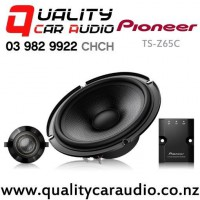 """Pioneer TS-Z65C 6.5"""" 300W (100W RMS) 2 Way Component Car Speakers (pair) with Easy Finance"""