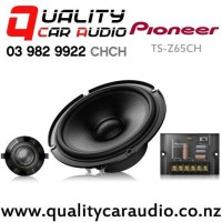 """Pioneer TS-Z65CH 6.5"""" 330W (110W RMS) 2 Way Component Car Speakers (pair) with Easy Finance"""