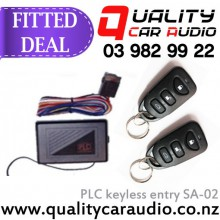 PLC keyless entry SA-02 - Fitted Deal