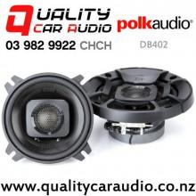 "Polk DB402 4"" 135W Coaxial speakers - Easy Layby"