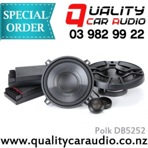 "Polk DB5252 5.25"" 300W 2 ways component Speakers - Easy Layby"
