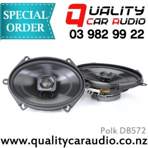 """Polk DB572 5x7"""" 225W Coaxial Speakers - Easy Layby"""